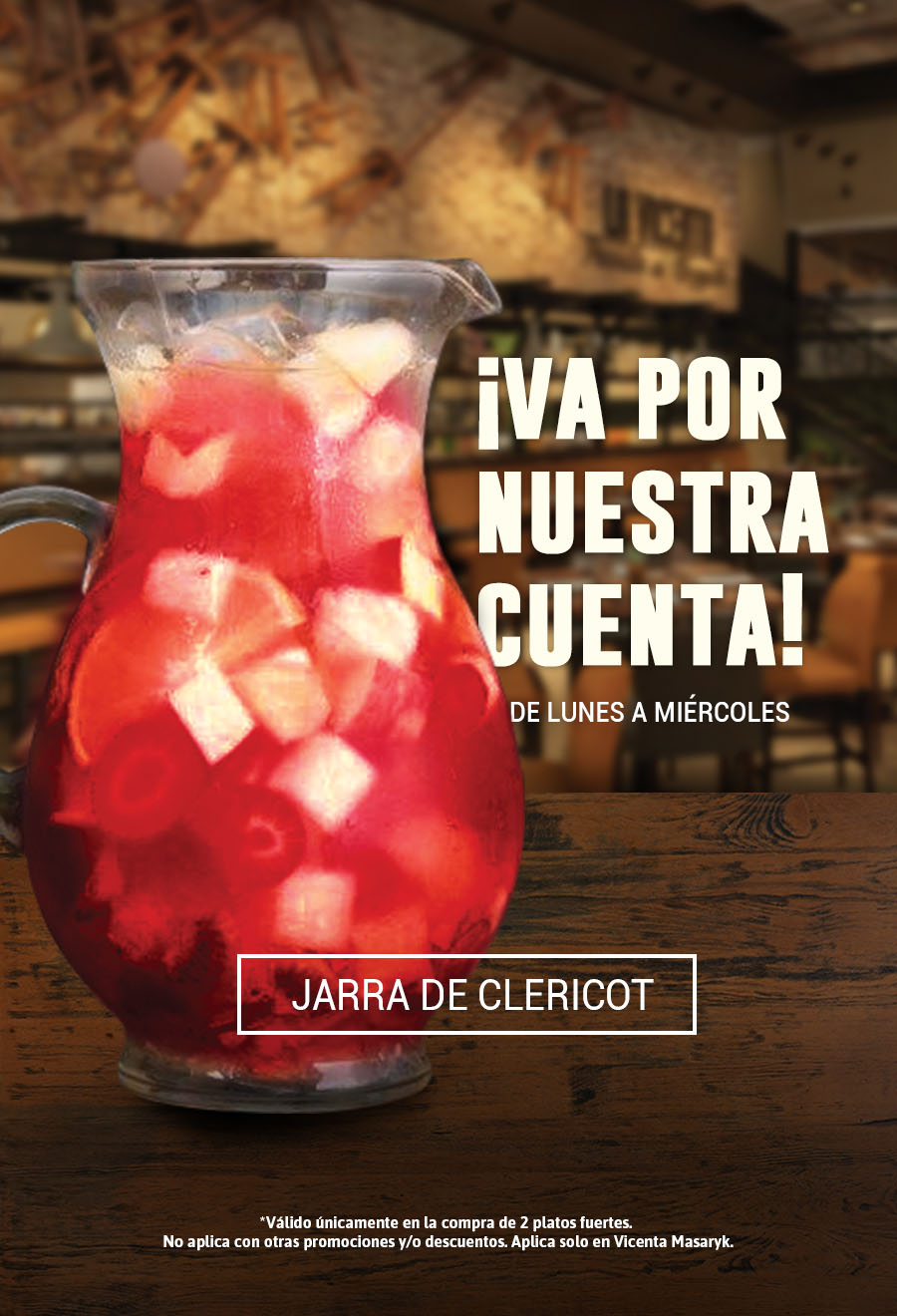 promo clericot